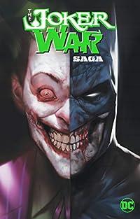 The Joker War Saga (Batman) cover image