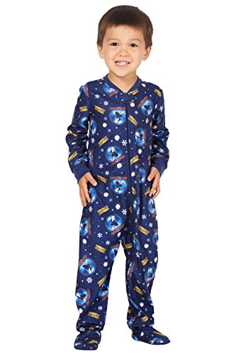 Which is the best polar express pajamas for toddlers girls?
