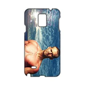 Evil-Store Sexy paul walker 3D Phone Case for Samsung Galaxy Note4