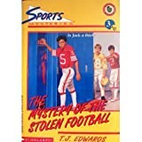 The Mystery of the Stolen Football, T. J. Edwards, 0590484540