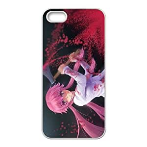 Mirai Nikki Future Diary iPhone 4 4s Cell Phone Case White MSY247715AEW