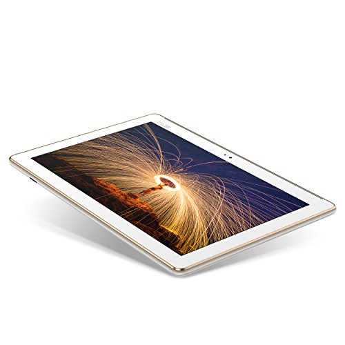 ASUS ZenPad 10 10.1-inch IPS WXGA (1280x800) HD Tablet, 2GB RAM 16GB storage, 4680 mAh battery, Android 7.0, Pearl White (Z301M-A2-WH)