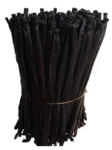 Vanilla Beans Grade A for Extract, Cooking and Baking (0.5Lb bulk). 6