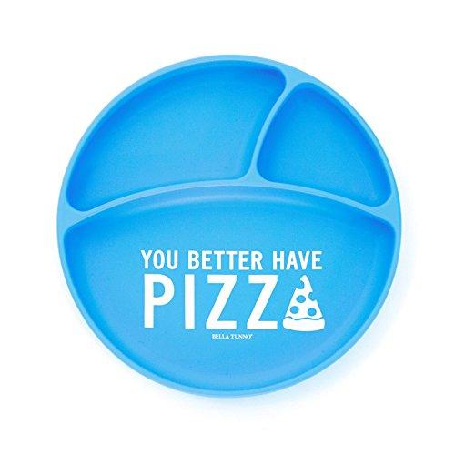 Belle Dinnerware (Bella Tunno Wonder Plate, Better Have Pizza)