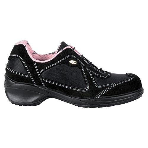 Cofra 11110-000.D35 Giuditta S1 P Chaussures de sécurité SRC Taille 35 Noir