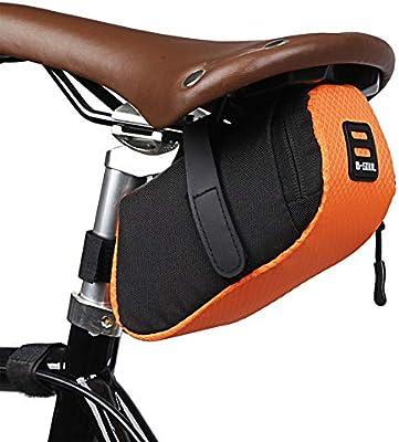 ASUD Bolsas para Bicicletas Traseras Sillin Alforja Trasera para ...