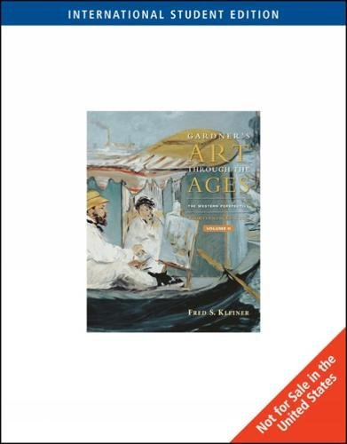 Download Gardners Art Through The Ages ebook