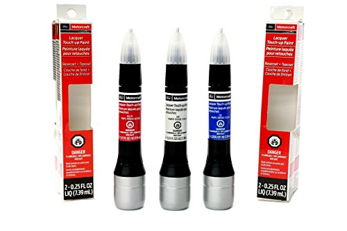Ford PMPP-19500-7204A Touch-Up Paint (Platinum Pearl Metallic Paint)