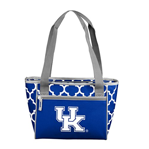 Logo Brands NCAA Kentucky Wildcats 16 Cooler Can Tote, Royal, One Size]()