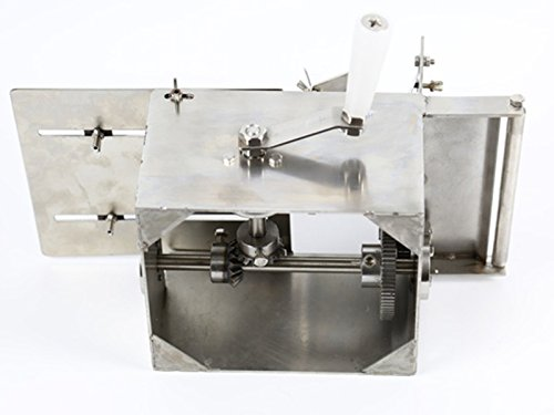 Handle Stainless steel sausage tying knotting machine sausage casings binding machine smoked sausage knot machin sausage linker machine (Max. Sausage diameter: 0-32mm) by CGOLDENWALL (Image #9)