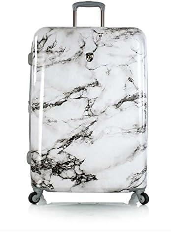 Heys America Bianco Unisex Expandable 30 Spinner Luggage