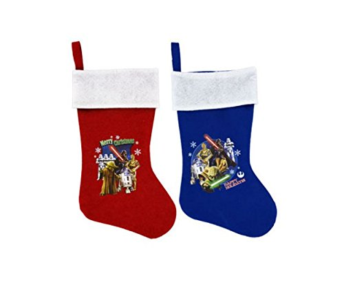 Star Wars Character Stocking