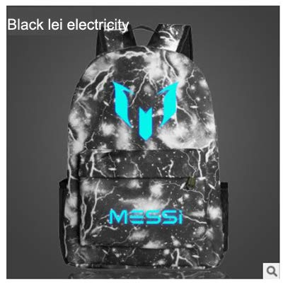 Amazon.com: Listing Lionel Messi Backpack Fashion Casual Teenagers Men Womens Student School Bags bagpack Travel Bag FN893: Kitchen & Dining