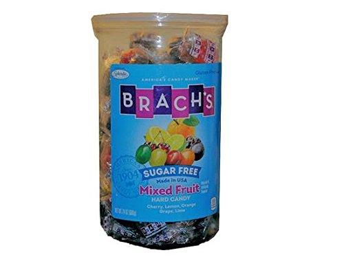 Brachs Sugar Free Hard Candy, 24 oz (Pack of 4)