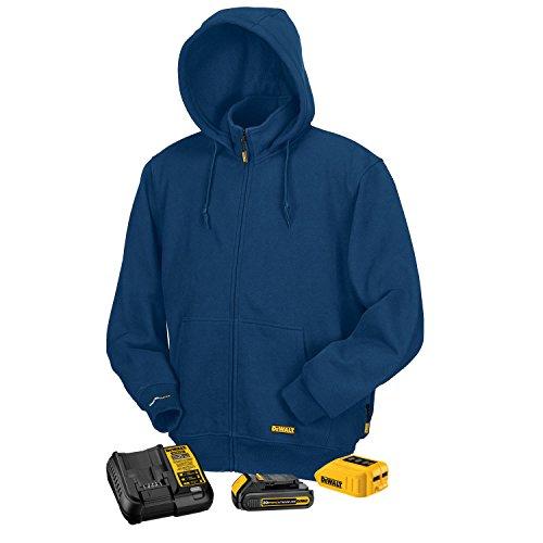 DEWALT DCHJ069C1 3X Fleece Heated Hoodie