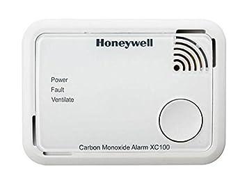 Honeywell XC100 - El Monóxido De Carbono De Alarma: Amazon ...