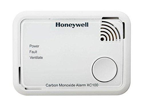 El Mon/óxido De Carbono De Alarma Honeywell XC100