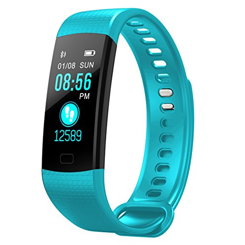 Sports Activity Fitness tracker,Color Screen Smart bracelet With Sleep...