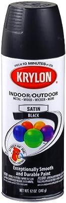 Krylon Interior and Exterior Decorator Paint - 12 oz. Aerosol