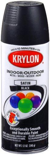 Krylon Interior and Exterior Decorator Paint – 12 oz. Aerosol