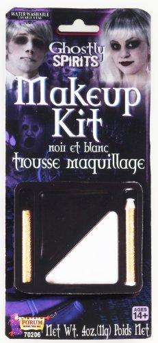 Forum Novelties Ghost Makeup Kit Adult Accessory