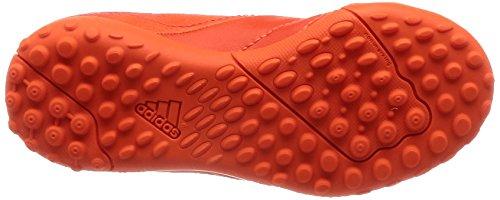 adidas Ace 17.4 TF J H&l, Botas de Fútbol Unisex Niños Varios colores (Narsol / Negbas / Rojsol)