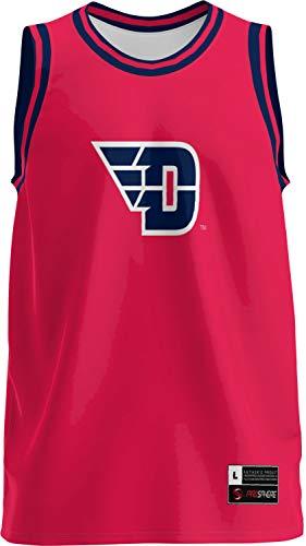 ProSphere University of Dayton Boys' Replica Basketball Jersey - Retro FFAA