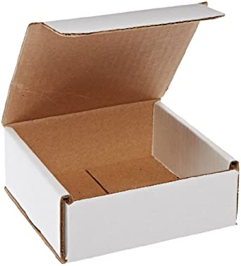 """50-7 x 2 x 2/"""" Corrugated Mailer Ships Flat and Fold Together in Seconds"""