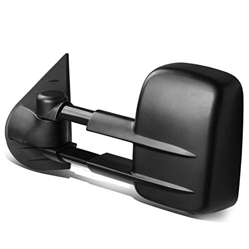 For GMC Yukon/Chevy Tahoe Manual Adjustment/Telescoping Tow Towing Mirror (Left/Driver)