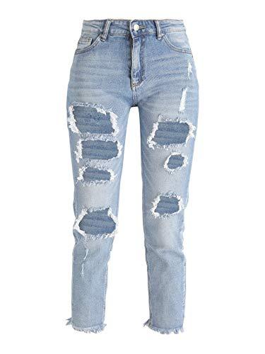 Vaqueros Mujer para Vaqueros Vaqueros para SMAGLI Jeans Jeans SMAGLI para SMAGLI Mujer ZS8wqv
