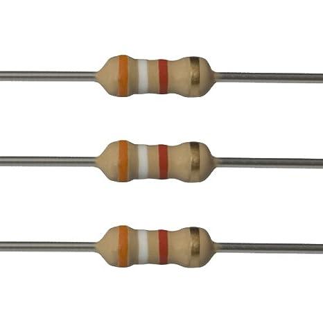 50 x 180 Ohms OHM 1//4W 5/% Carbon Film Resistor FREE SHIPPING