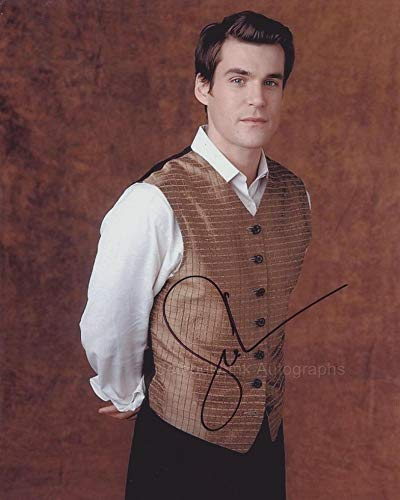 SEAN MAHER as Dr. Simon Tam - Serenity/Firefly GENUINE AUTOGRAPH