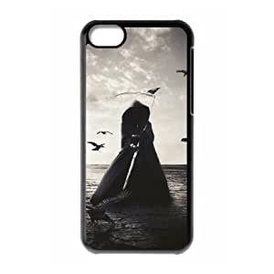 Protection Cover Hard Case Of Grim Reaper Cell phone Case For Iphone 5C by icecream design