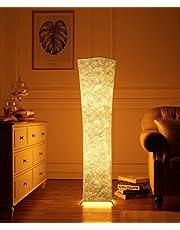 Romántica casa de tela, lámparas de pie de lámpara de la habitación de Navidad