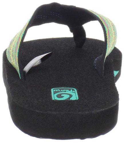 Santori Neon II Flip Women's Mush Lime Teva Tribal Flop XgH1wxq