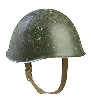 GENUINE ARMY HELMET STEEL GREEN M33 ITALIAN MILITARY SURPLUS MILTEC  19258000 AIRSOFT RECONSTITUTION  Amazon.co.uk  Sports   Outdoors efd2f063fe31b