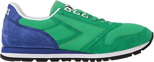 Brooks Heritage Hombres Brk_110178_1d_434 Kelly Green / Royal Blue
