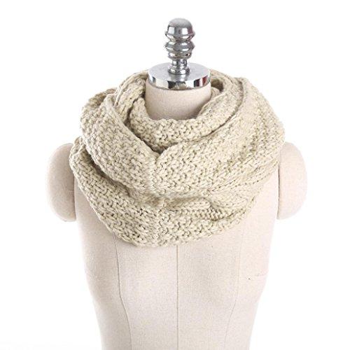 Collo Scialli Donne Inverno Delle Morbide Calde Sciarpe Caldo HqqTwFI7