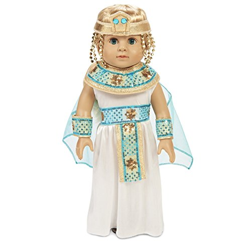 Unique Doll Costume (Pharoah's Princess 18