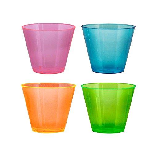 neon soda cups - 7