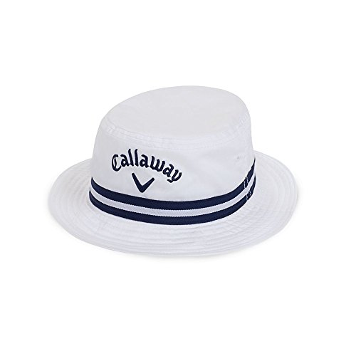 Callaway 2016 Bucket Hat, White, Large/X-Large