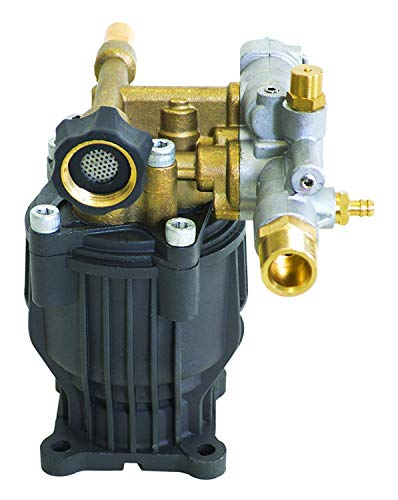OEM Technologies Horizontal Axial Cam Pump Kit 3100 PSI at 2.5 GPM