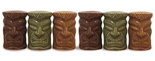 hawaiian salt and pepper shakers - 7