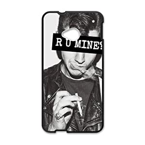 RHGGB Alex Turner Cell Phone Case for HTC One M7