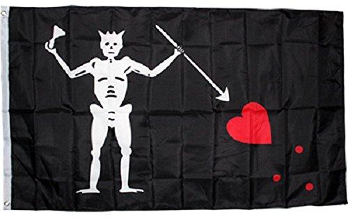 Nylon Pirate Flag - 7