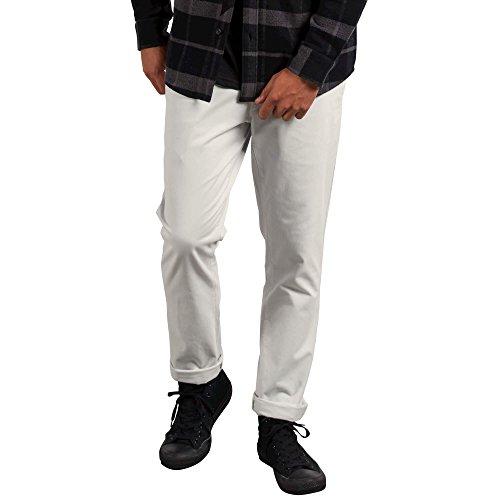 Volcom Men's Frickin Slim Chino Pant, Off Off White, 28