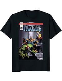 Marvel Thanos The Mad Titan Hulk Enslaved Comic T-Shirt