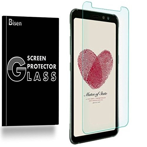 "Samsung Galaxy "" S8 Active "" [NOT For Samsung S8 / S8+] Tempered Glass Screen Protector [2-PACK], BISEN Screen Protector, Anti-Scratch, Anti-Shock, Shatterproof, Lifetime Protection"