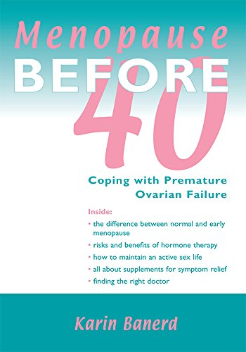 Menopause Before 40 Premature Ovarian ebook product image