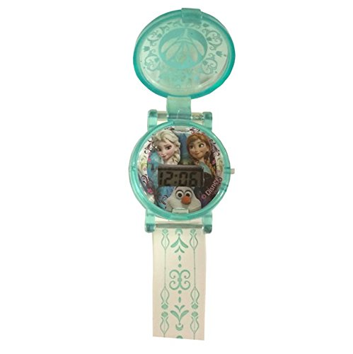 Frozen Duke Of Weselton Costume (Disney Frozen Flip Watch - Elsa, Anna, Olaf)